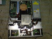 image of Instalace čtyřjádrového serveru