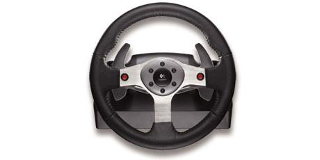 image of Test herních volantů - Logitech MOMO + G25