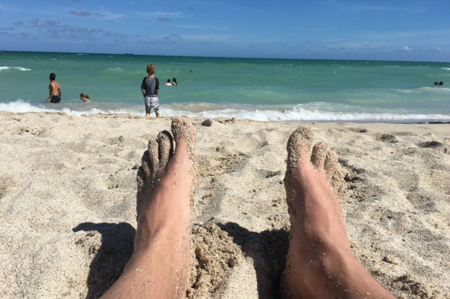 image of Nomádská dovolená na Floridě
