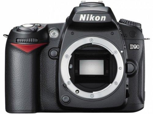 image of Kde koupit Nikon D90 Body