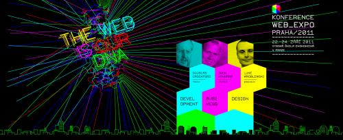image of WebExpo 2011 pohledem věrného návštěvníka