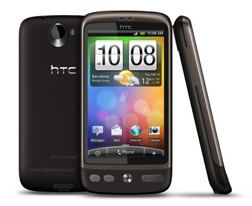 image of HTC Desire HD to chci
