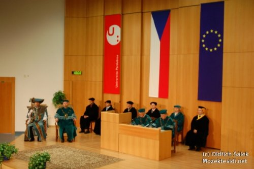 image of První semestr na UPCE