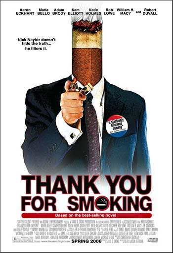 děkujeme že kouříte