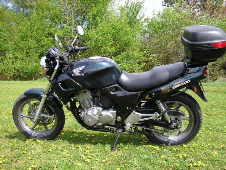 image of Koupit či nekoupit motorku