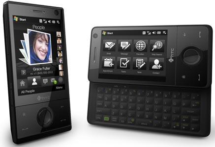 image of Aktualizace ROM HTC Touch PRO
