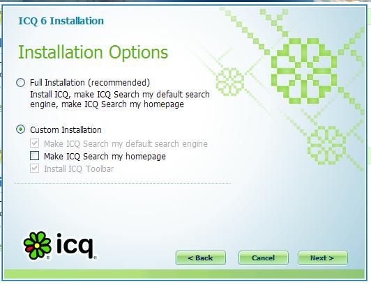 ICQ 6 LOL