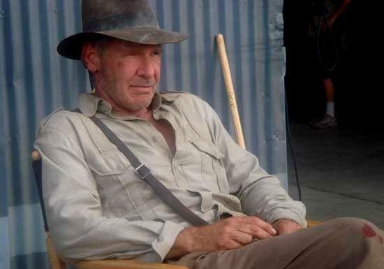 image of Indiana Jones Království křišťálové lebky