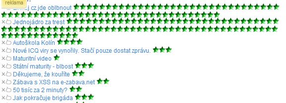 image of Proč přišlo linkuj.cz o účet v adsense