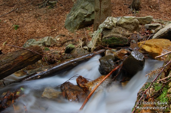 image of Focení tekoucí vody