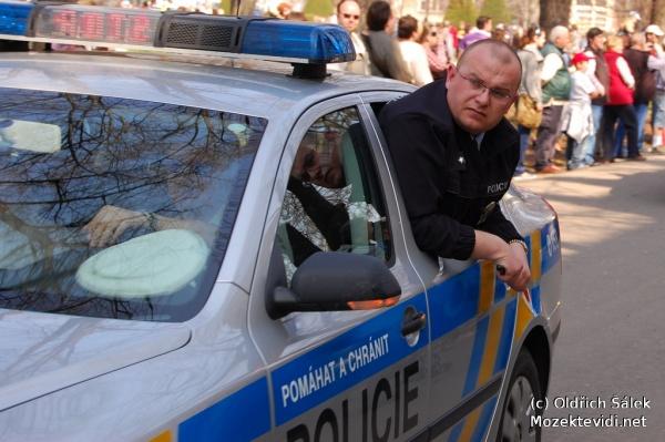 Policie, policajt