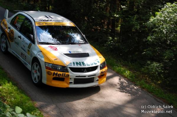 image of Rallye Český Krumlov fotky