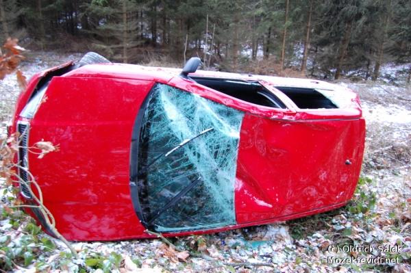 Fabia crash
