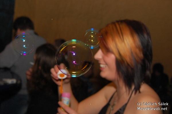 Bublifuk a bublina