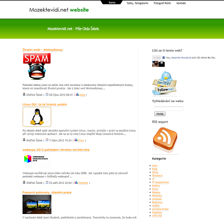 design webu 2012
