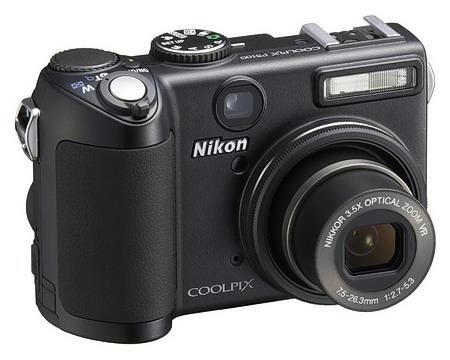 image of Moje nová hračka Nikon Coolpix P5100
