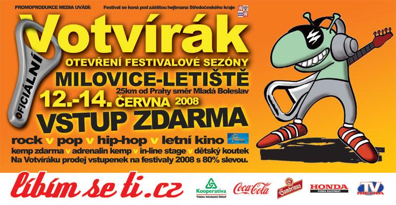 image of Letošní Votvírák se blíží